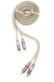 Câble sonore moderne photos libres de droits