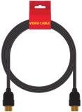 Câble visuel en vente Image stock