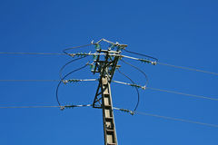 Câbles électriques photos stock