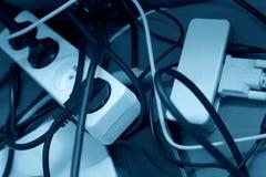Câbles Image libre de droits