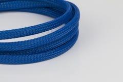 Câbles colorés Photographie stock