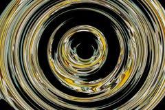 Câbles de trou noir Photographie stock libre de droits