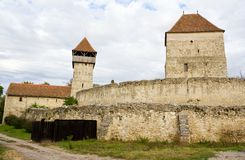 Câlnic castle III Royalty Free Stock Image