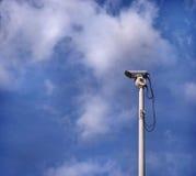 Câmara da vigilância. Imagens de Stock
