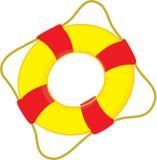 Câmara de ar da natação Imagens de Stock Royalty Free