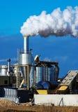 Câmara de ar de fumo Imagem de Stock