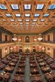 Câmara de casa de Michigan imagem de stock