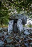 Câmara de enterro de Dyffryn Ardudwy Imagens de Stock Royalty Free