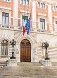 Câmara de Palazzo Montecitorio de deputados Fotografia de Stock