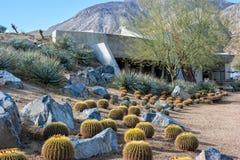 Câmara de Palm Desert da construção do comércio Imagem de Stock