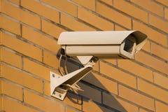 Câmara de segurança Foto de Stock Royalty Free