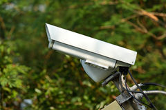 Câmara de segurança, CCTV imagens de stock royalty free
