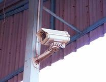 Câmara de segurança, CCTV Imagens de Stock
