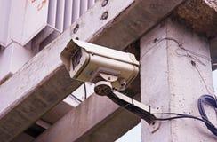 Câmara de segurança, CCTV Fotos de Stock