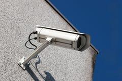 Câmara de vídeo da segurança Fotos de Stock Royalty Free