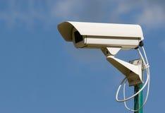 Câmara de vídeo da segurança. Fotografia de Stock Royalty Free
