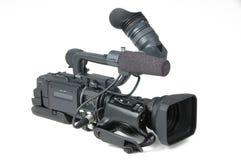 Câmara de vídeo de Digitas imagem de stock