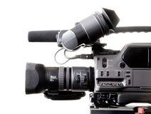 Câmara de vídeo de Dv Fotografia de Stock Royalty Free