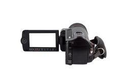 Câmara de vídeo de HD Imagens de Stock