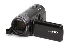 Câmara de vídeo elevada da definição Imagem de Stock