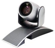 Câmara de vídeo isolada Imagens de Stock