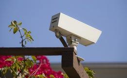 Câmara de vigilância Fotografia de Stock Royalty Free