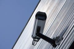 Câmara de vigilância Foto de Stock