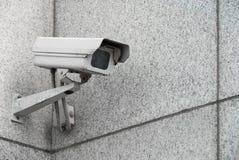 Câmara de vigilância ao ar livre Foto de Stock Royalty Free