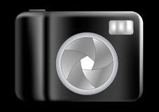 Câmara digital compacta imagem de stock