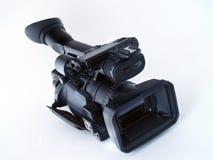 Câmara digital de HDV Fotografia de Stock Royalty Free