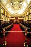 Câmara do edifício do parlamento Fotos de Stock