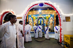 Câmara do tesouro em Kandy Esala Perahera Fotografia de Stock