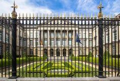 Câmara dos representantes em Bruxelas, Bélgica fotos de stock