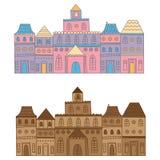 Câmara municipal ilustração royalty free