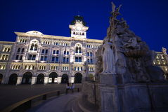 Câmara municipal Imagens de Stock
