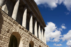 Câmara municipal imagens de stock royalty free