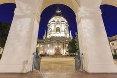A câmara municipal bonita de Pasadena perto de Los Angeles, Califórnia Imagem de Stock