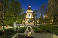 A câmara municipal bonita de Pasadena perto de Los Angeles, Califórnia Foto de Stock