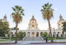 A câmara municipal bonita de Pasadena perto de Los Angeles, Califórnia Imagens de Stock Royalty Free