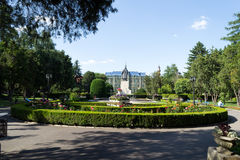 Câmara municipal Central Park Imagem de Stock Royalty Free