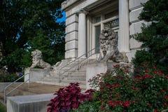 Câmara municipal da cidade de U Imagens de Stock Royalty Free