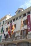 Câmara municipal da cidade do Inca, Mallorca, Espanha Imagem de Stock Royalty Free