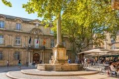 Câmara municipal de Aix-en-Provence Imagem de Stock