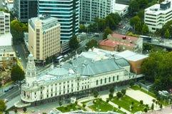 Câmara municipal de Auckland fotos de stock royalty free