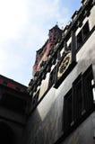 Câmara municipal de Basileia Fotografia de Stock Royalty Free