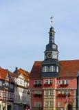 Câmara municipal de Eisenach, Alemanha Imagem de Stock