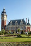 Câmara municipal de France Calais Fotografia de Stock