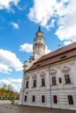 Câmara municipal de Kaunas Fotografia de Stock