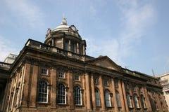 Câmara municipal de Liverpool Foto de Stock Royalty Free