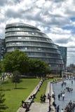 Câmara municipal de Londres Foto de Stock Royalty Free